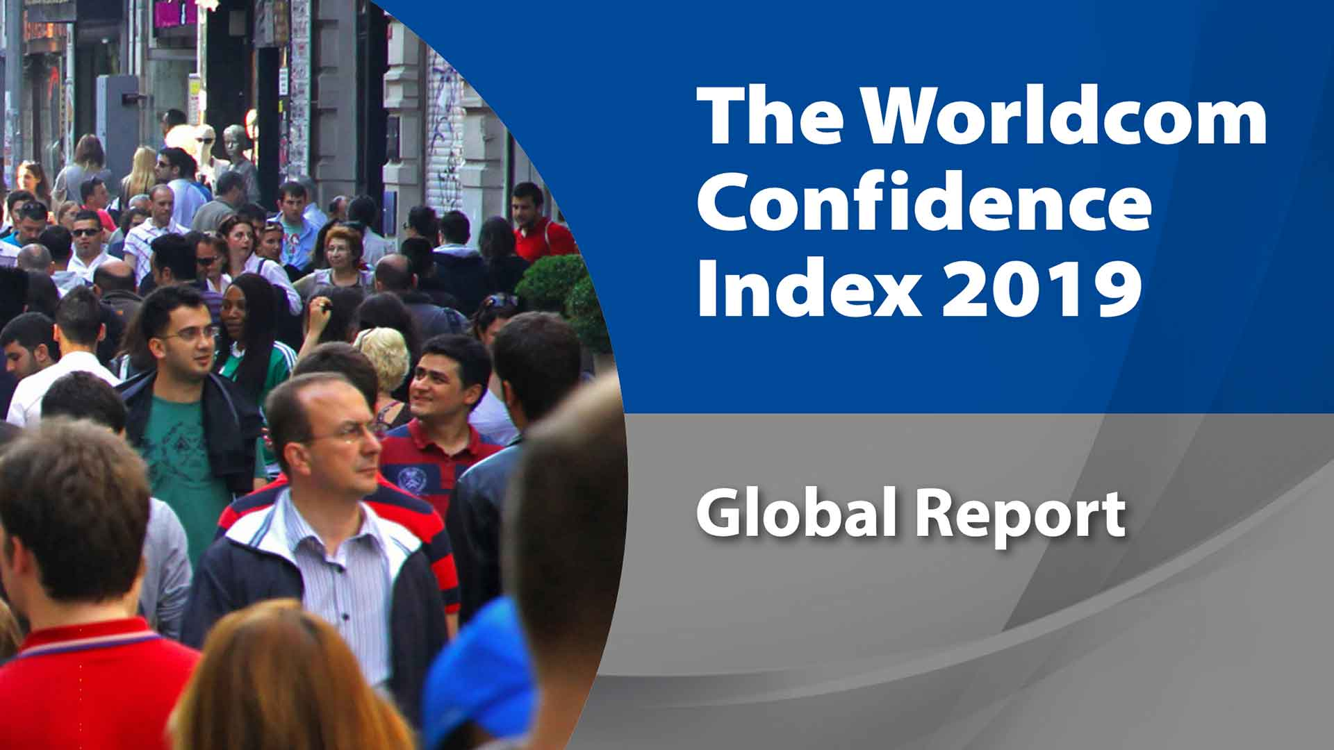 worldcom confidence Index 2019
