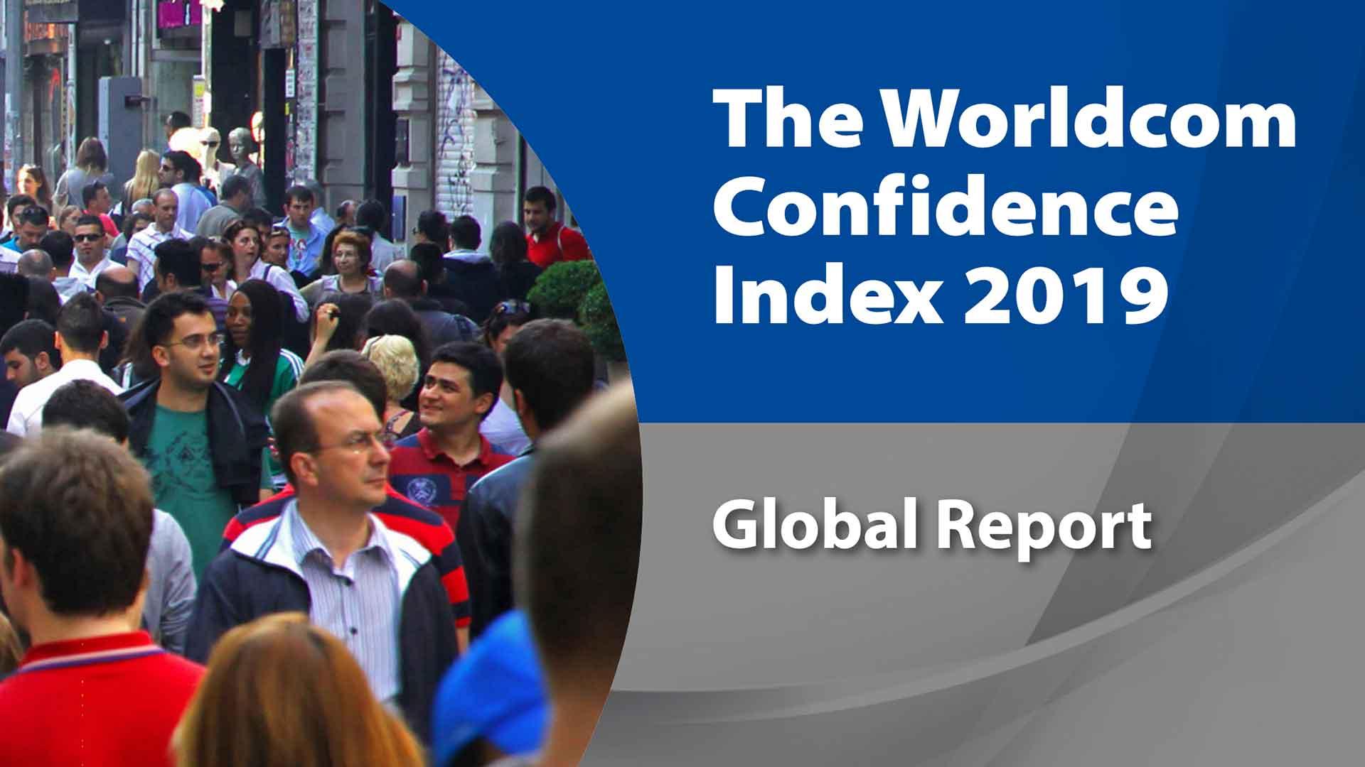 worldcom confidence Index 2019