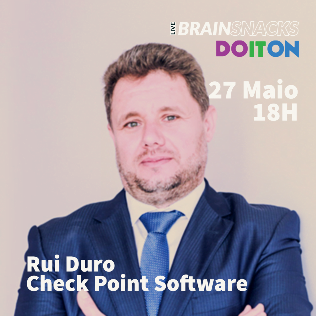 Rui Duro, Check Point Software